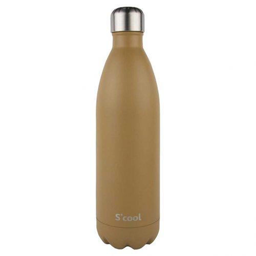 scool-bottle_1000ml-Khaki1
