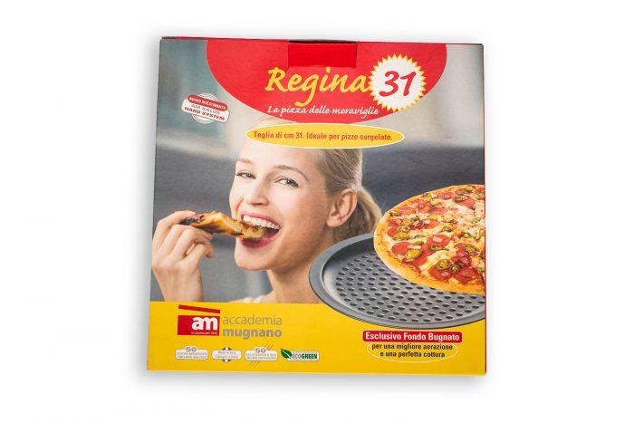 Regina 31 pizza pan
